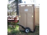 EZ Trailer Toilet