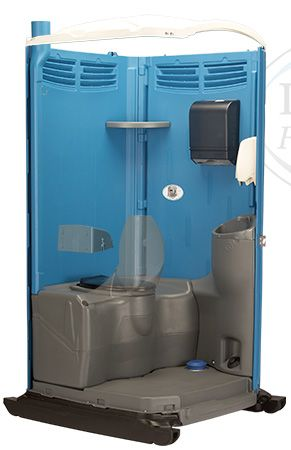 V.I.P Series Portable Toilet