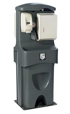 The Breeze Portable Sink