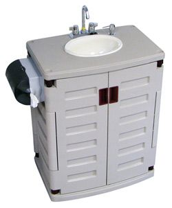 The SaniSink Portable Sink